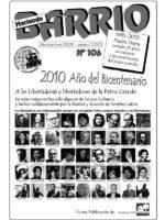 Revista Haciendo Barrio Nº 106