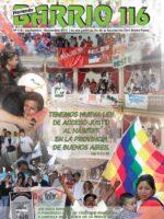 Revista Haciendo Barrio Nº 116