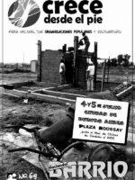 Revista Haciendo Barrio  Nº69