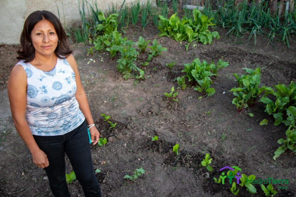 Lucia del merendero soñar despiertos 2 del barrio 23 de Diciembre nos cuenta sobre lo valioso de la alimentación saludable para los niños y niñas del barrio.