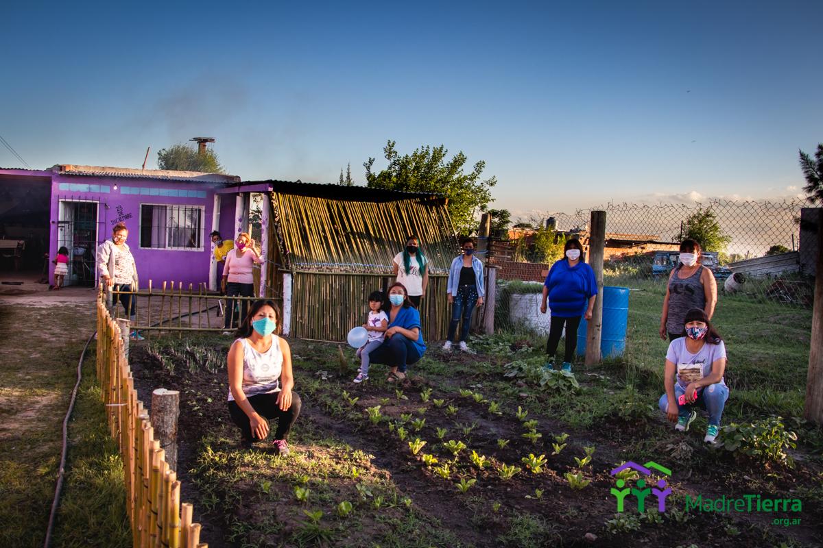 Agroecología comunitaria en Moreno